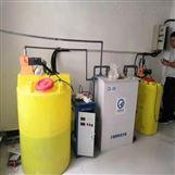电镀厂混凝剂投药设备