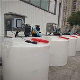 污水处理石灰水加药装置