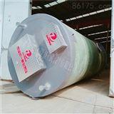 浙江污水提升泵站 玻璃钢 污水处理
