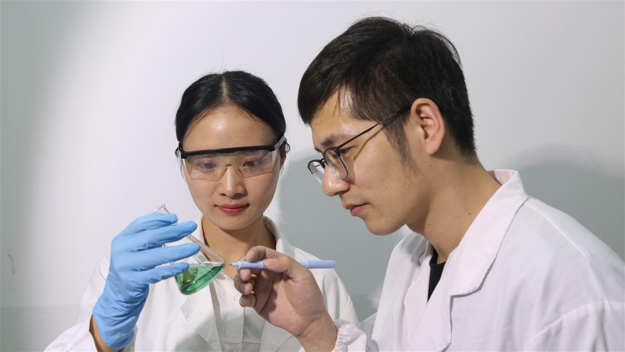 中检集团食品应用平台采购气质联用仪等设备